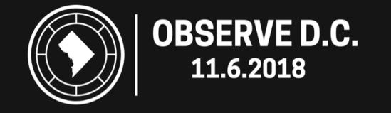 Observe DC